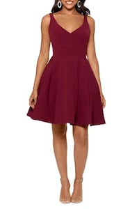 Xscape Fit and Flare Dress