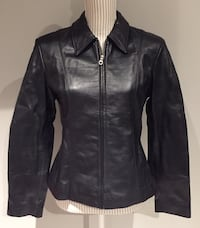 Whet Blu ladies leather jacket