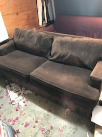 Macy Home Edition couch   San Francisco, 94110