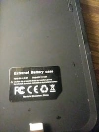 black and white Samsung battery Vacaville, 95687