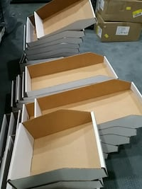 Inventory Boxes for warehouses -  Falls Church, 22046