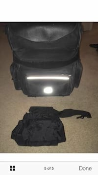 Motorcycle tour bag. Like New condition 388 mi