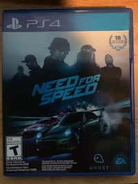 Need for speed (pre-owned) New Carrollton, 20784