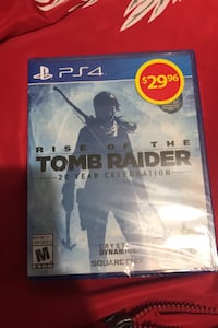 Tomb raider BRAND NEW