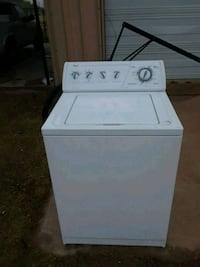 white top-load clothes washer Midland, 79701