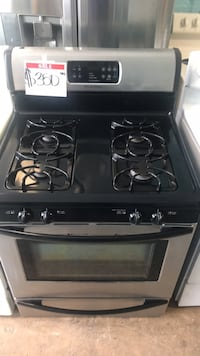 Frigidaire stainless steel gas stove+15% off Reisterstown, 21136