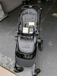 Baby Jogger City Select Lux Riverview, 48193
