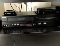 Phillips 2-in-1 DVD/VHS player Alexandria, 22311