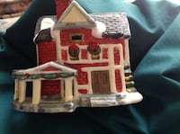 Lighted House for Your Christmas Village Brantford, N3R 0A1