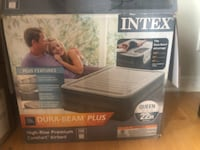 Intex Elevated Air Matress Alexandria, 22314