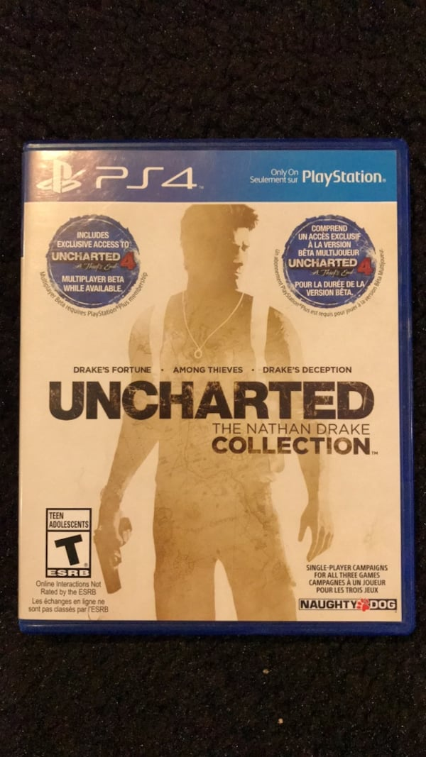 Uncharted, Nathan Drake collection PS4 f5775f09-3d5d-4cc1-bb3f-d435c8fb95bb