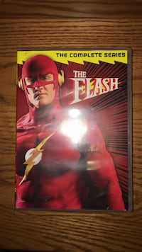 The Flash The Complete series DVD Set.