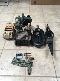 Army set! Ware, 01082