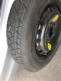 """Spare Tyre - space saver 15"""" never used Continental London, E14 3GL"""