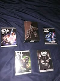 O4 edition. Star wars trilogy set. Worth 30 dollars asking 25