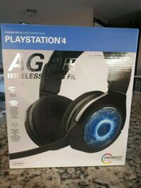 AG9+ PS4 WIRELESS HEADSET..in box Thorndale