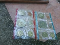 Uncirculated coins Irving, 75038