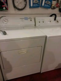 Kenmore washer and dryer set excellent condition 4months warranty  Arbutus, 21227