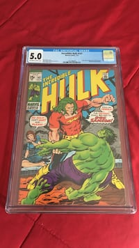 Comic Book CGC Indio, 92201