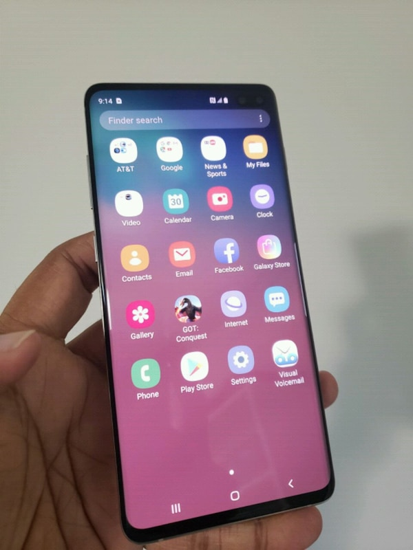 Samsung Galaxy S 10 Plus  , Unlocked  , Excellent Condition  be1252ae-2d6e-4289-baf3-6ae6d1d27bec