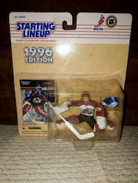 1996 Starting Lineup Patrick Roy.  Whitby, L1P 1A1