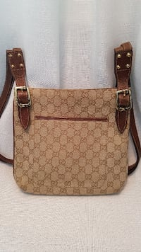 Authentic Gucci Crossbody Bag Pointe-Claire