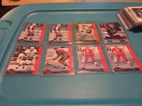 Assorted classic autograph hockey  trading card collection Orillia, L3V