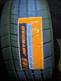 4 winter tires brand new s245/45/r19 installation and balanc Toronto, M9W 6T5