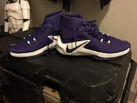 One of a kind Nike Basketball Sneakers null