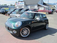2010 MINI COOPER LOW KM! New Westminster