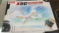 Flying Drone x5c explorer 2.4g syma 4ch quadcopter Mississauga, L4T 2G8