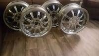 Car rims West Valley City