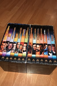 James Bond Special Edition DVD Set