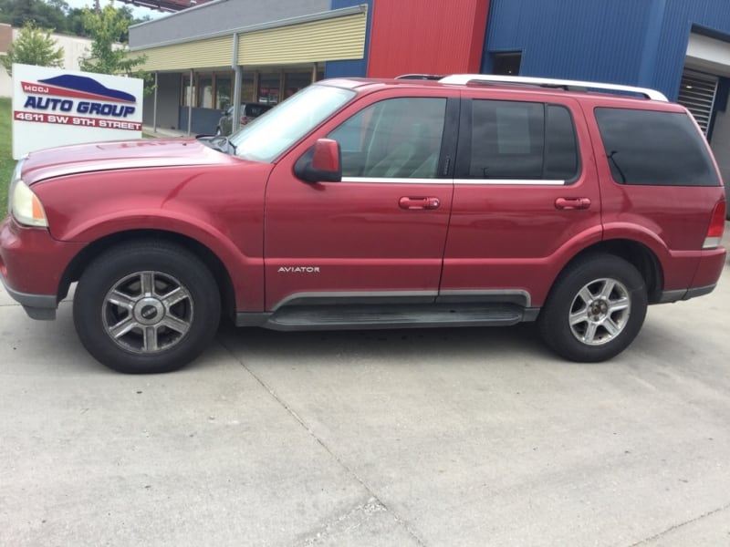 2005 Lincoln Aviator 4dr AWD GUARANTEED CREDIT APPROVAL 649071d9-f375-4d94-b3de-ae26e624905c