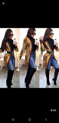 Gucci ladies full length sweater Chicago