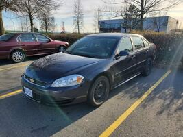 2011 Chevy Impala LS V6 with summer & winter tires