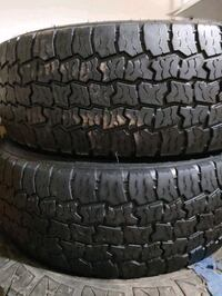 Tires 2 Cooper Discover RTX 265/70 17 tires