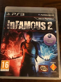 Juego ps3 infamous 2 5639 km