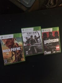 Xbox 360 games for sale Brantford, N3T 2M4