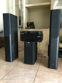 BUNDLE OF 3  (SURROUND SYSTEM, BASS) AWESOME & NEW Winter Springs, 32708
