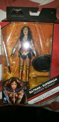 DC Multiverse Batman Justice League Wonder Woman  Chicago, 60601