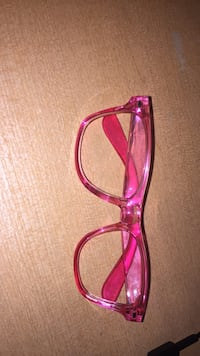 pink and white framed eyeglasses Charles Town, 25414