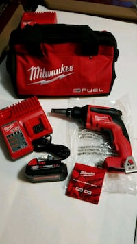 NEW MILWAUKEE DRYWALL SCREWGUN Dale City, 22193
