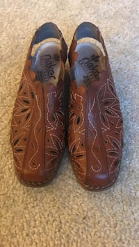 Used Rieker Anti-stress shoes Size 6.5