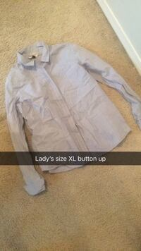 Lady's Size XL Button-up Brandon, 39047