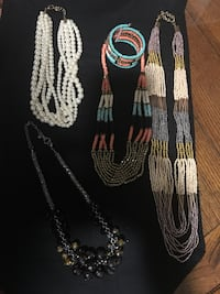 Very pretty costume jewelry 10.00 each Harpers Ferry, 25425