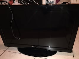 32in tv with remote