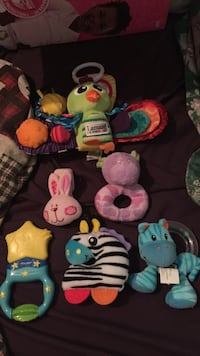 Mint condition baby toys