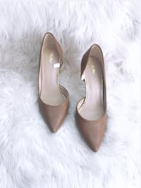 Beige High Heels Oklahoma City, 73012