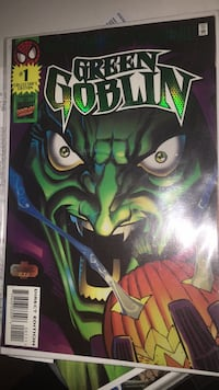 Marvel green goblin comic #1 1964 km